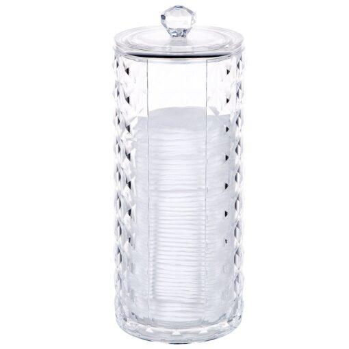 Akryl beholder med låg til vatrondeller