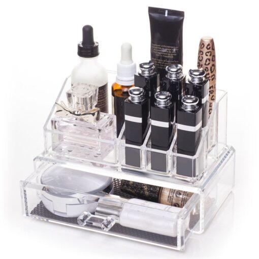Makeup boks med 1 skuffe + top