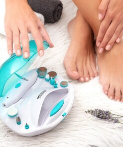 Wellness sæt med manicure og pedicure neglesalon