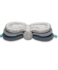 luxus ammepude i grå.