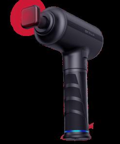 Zikko Dr. Rock Massageapparat med Biansten og infrarød stråleteknologi